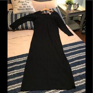Body-con Maxi Dress